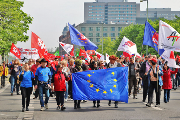 1. Mai Demonstration 2019