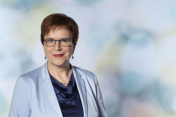 Unsere Berliner Spitzenkandidatin Gaby Bischoff