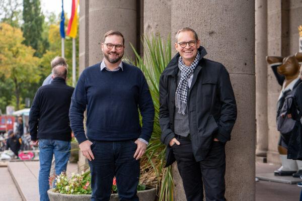 Jens Fischwasser als Direktkandidat der SPD Tempelhof für das Abgeordnetenhaus nominiert